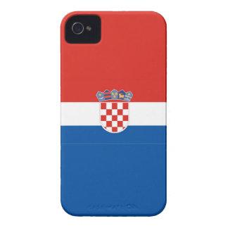 croatia country flag case