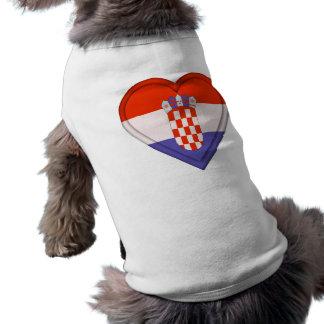 Croatia Croat Flag Shirt