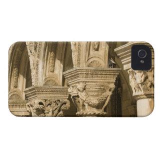 Croatia, Dalmatia, Dubrovnik. Stone arches and iPhone 4 Cover