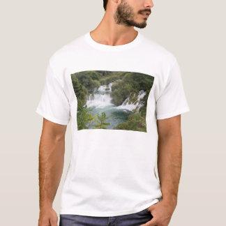 Croatia, Dalmatia, Krka Falls National Park T-Shirt