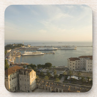 Croatia, Dalmatia, Split. View of Riva Coaster