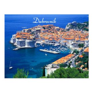 Croatia - Dubrovnik Postcard