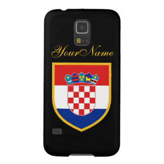 Croatia Flag Galaxy S5 Case