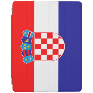Croatia Flag iPad Cover