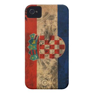 Croatia Flag iPhone 4 Cases