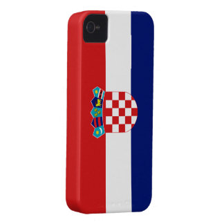Croatia Flag iPhone 4 Covers