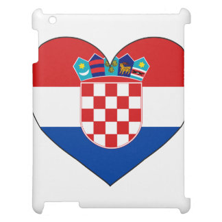 Croatia Flag Simple Cover For The iPad