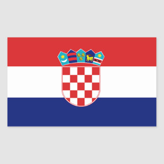 Croatia Flag Sticker
