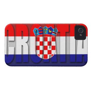 Croatia iPhone 4 Case