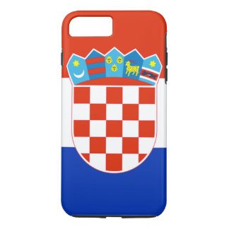 Croatia iPhone 7 Plus Case