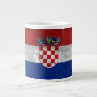 Croatia Large Coffee Mug