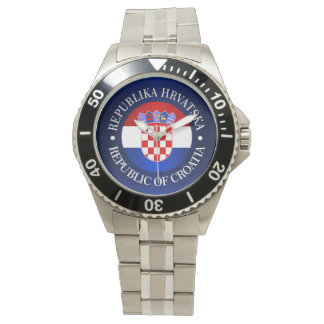 Croatia (rd) watch