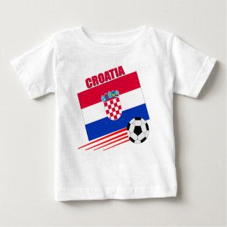 Croatia Soccer Team Baby T-Shirt