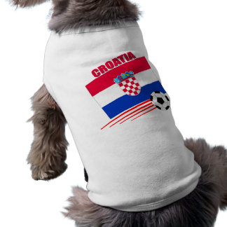 Croatia Soccer Team Shirt