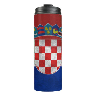 Croatia Thermal Tumbler