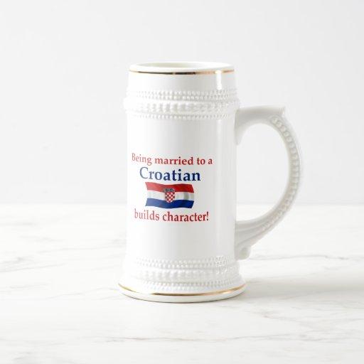 Croatian Builds Character Mugs