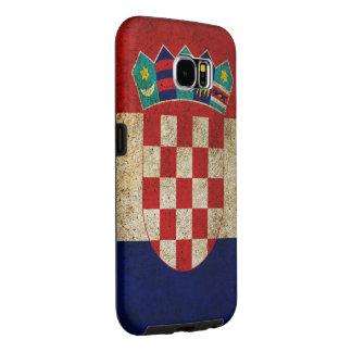 croatian flag samsung galaxy s6 cases