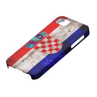 Croatian Flag iPhone 5 Cover