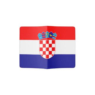 Croatian flag passport holder   Croatia pride