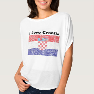Croatian Flag T-Shirt