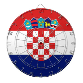 Croatian flag - Trobojnica Dartboards