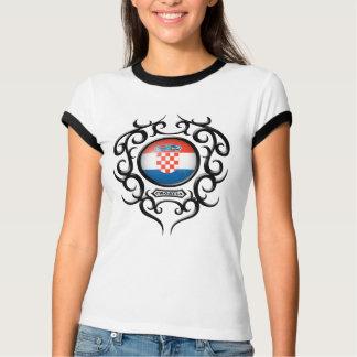 Croatian Iron Tribal T-Shirt
