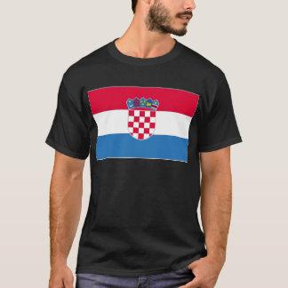 Croatian National Flag T-Shirt
