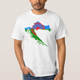 Croatian Roma T-shirt
