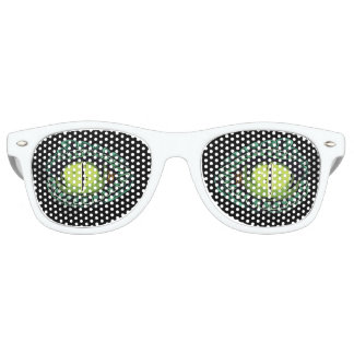 Croc Eyes Retro Party Shades