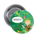 Croc Hunter Button