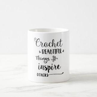 Crochet Beautiful Things Mug