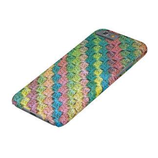 Crochet c2c Rainbow Barely There iPhone 6 Case