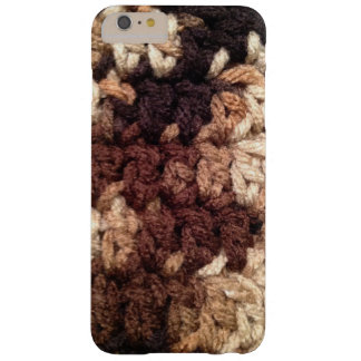Crochet Desert Camo Barely There iPhone 6 Plus Case