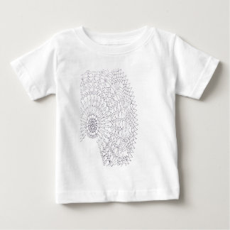Crochet Design Baby T-Shirt