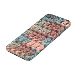 Crochet Frost Barely There iPhone 6 Case