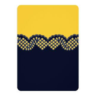 Crochet Lace Card