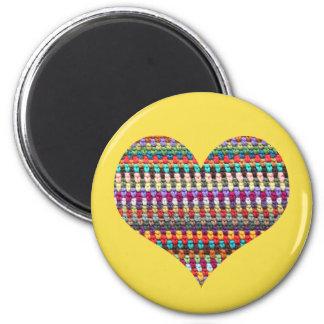 Crochet Magnet - Crochet Lover Magnet