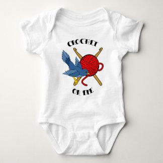 Crochet or Die Tattoo T-shirt