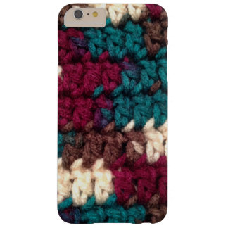 Crochet Tealberry Barely There iPhone 6 Plus Case