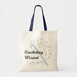 Crochet Wizard Tote