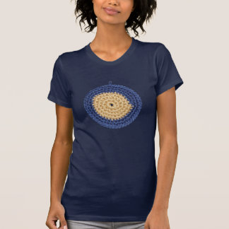 Crochet woman t-shirt