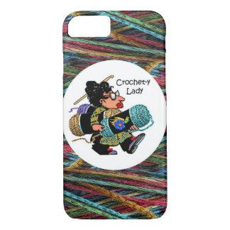 Crochet-y Lady I6 Phone Case