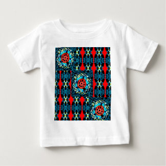 Crocheted Style Baby T-Shirt