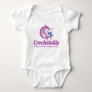 Crochetville Baby Bodysuit