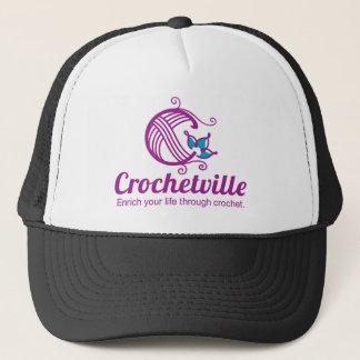 Crochetville Baseball Cap