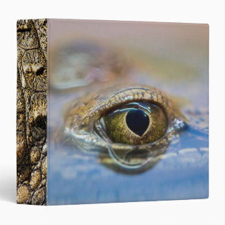 Crocodile 3 Ring Binder