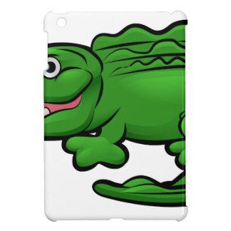 Crocodile Alligator Animal Cartoon Character iPad Mini Cases