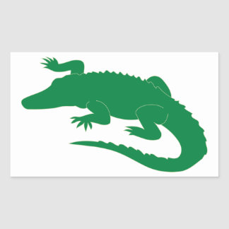 Crocodile Alligator Gator Reptile Sticker