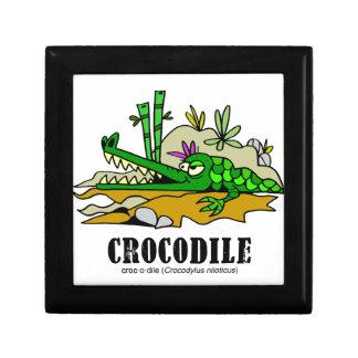 Crocodile by Lorenzo © 2018 Lorenzo Traverso Gift Box