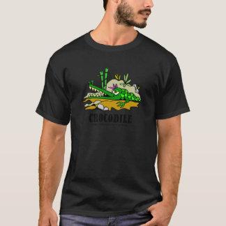 Crocodile by Lorenzo © 2018 Lorenzo Traverso T-Shirt